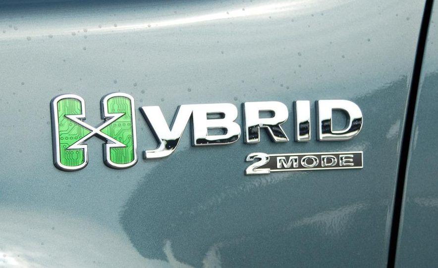 2009 GMC Sierra hybrid - Slide 14