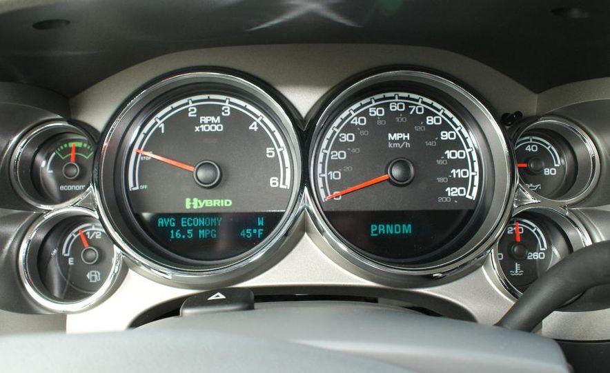 2009 GMC Sierra hybrid - Slide 17