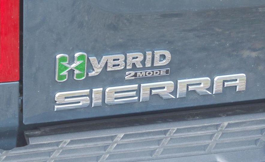 2009 GMC Sierra hybrid - Slide 13