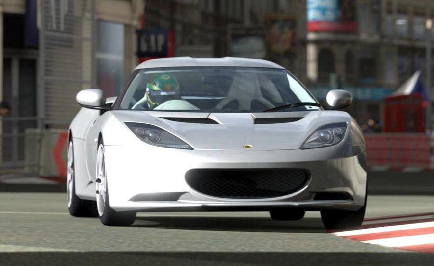 2010 Lotus Evora - Slide 1