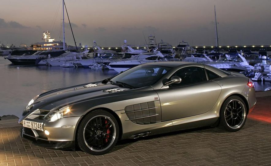 2007 Mercedes-Benz SLR McLaren 722 Edition - Slide 3