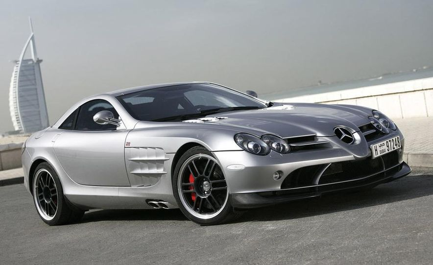 2007 Mercedes-Benz SLR McLaren 722 Edition - Slide 5