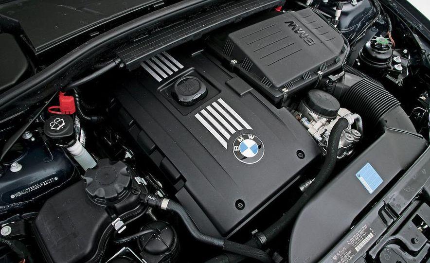 2008 BMW M3 coupe 4.0-liter V-8 engine - Slide 17