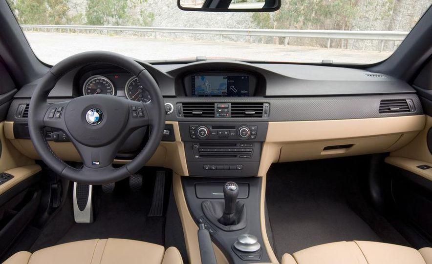 2008 BMW M3 coupe 4.0-liter V-8 engine - Slide 33