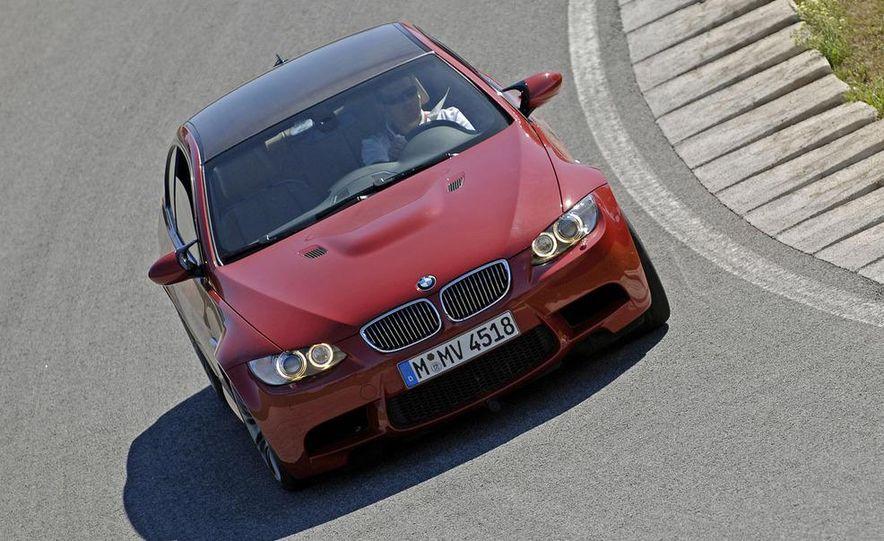 2008 BMW M3 coupe 4.0-liter V-8 engine - Slide 6