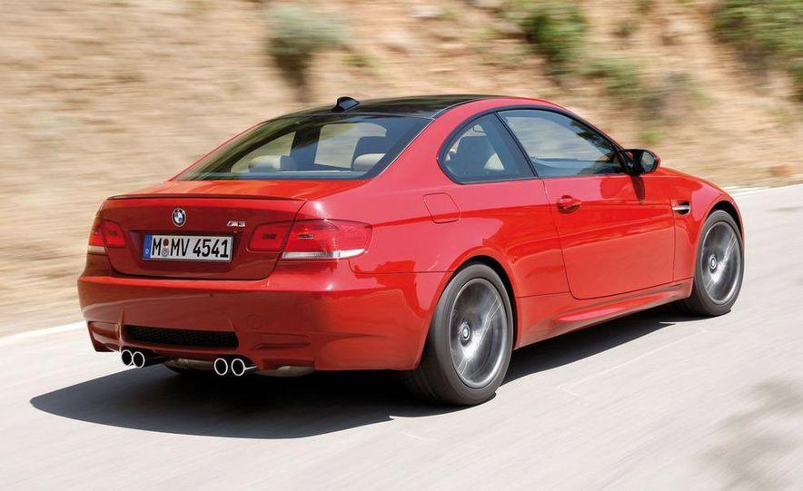 2008 BMW M3 coupe 4.0-liter V-8 engine - Slide 8