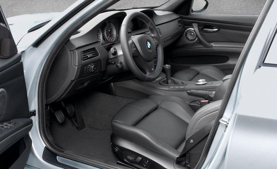 2008 BMW M3 coupe 4.0-liter V-8 engine - Slide 63