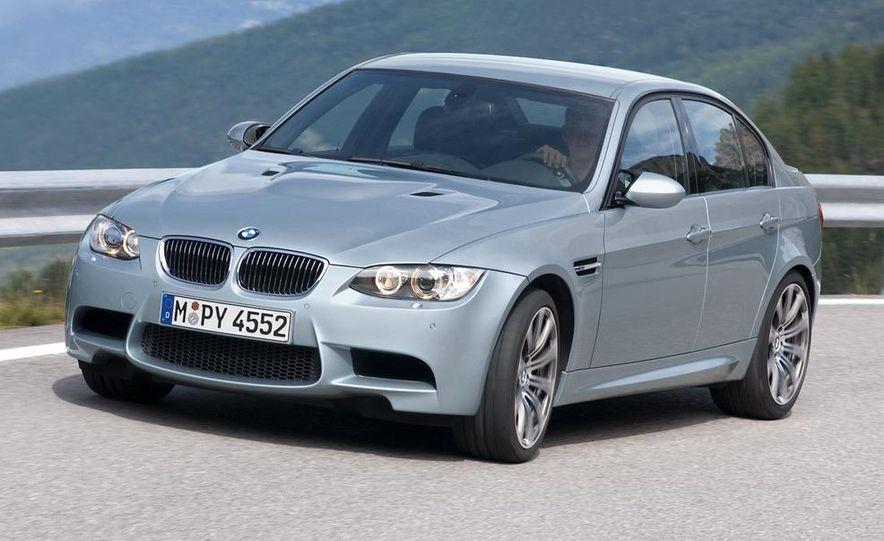 2008 BMW M3 coupe 4.0-liter V-8 engine - Slide 28
