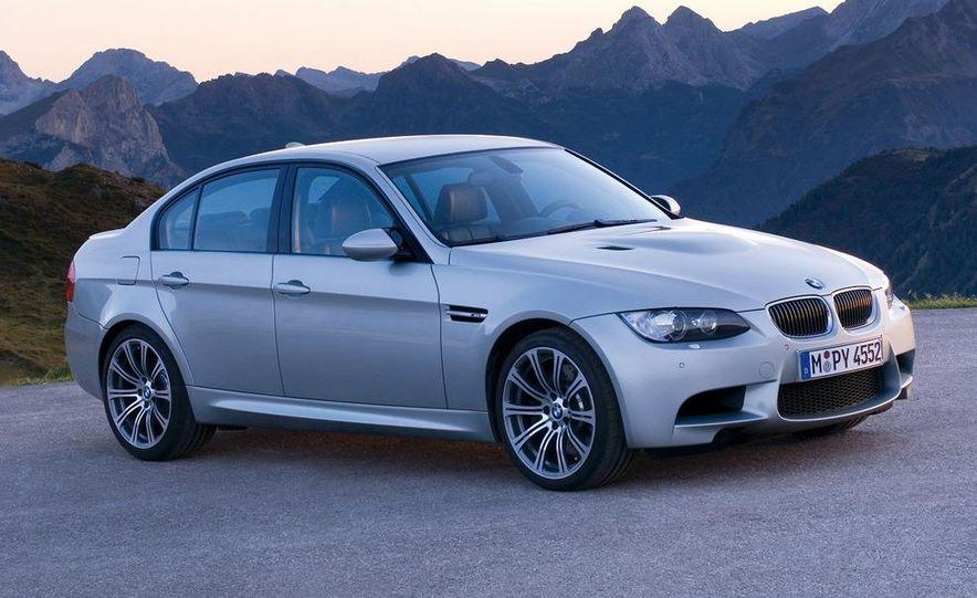 2008 BMW M3 coupe 4.0-liter V-8 engine - Slide 29