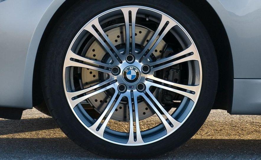 2008 BMW M3 coupe 4.0-liter V-8 engine - Slide 62
