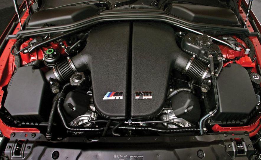 2008 BMW M3 coupe 4.0-liter V-8 engine - Slide 60