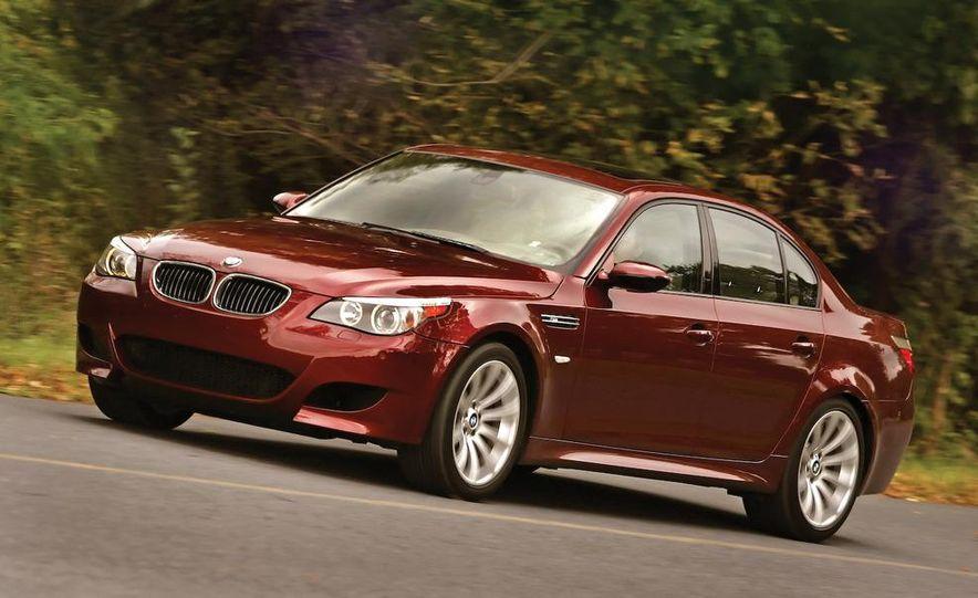2008 BMW M3 coupe 4.0-liter V-8 engine - Slide 53