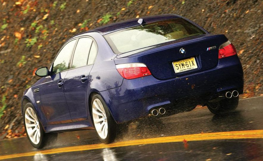 2008 BMW M3 coupe 4.0-liter V-8 engine - Slide 55