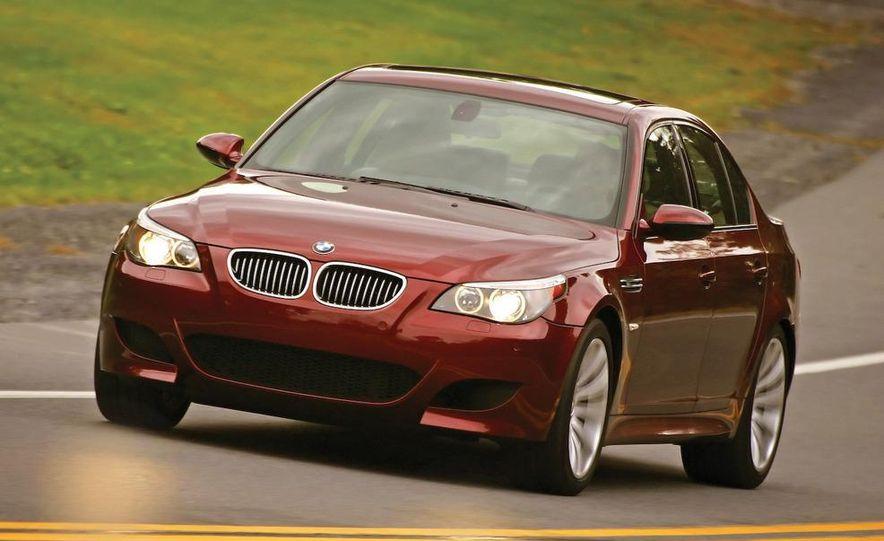 2008 BMW M3 coupe 4.0-liter V-8 engine - Slide 56