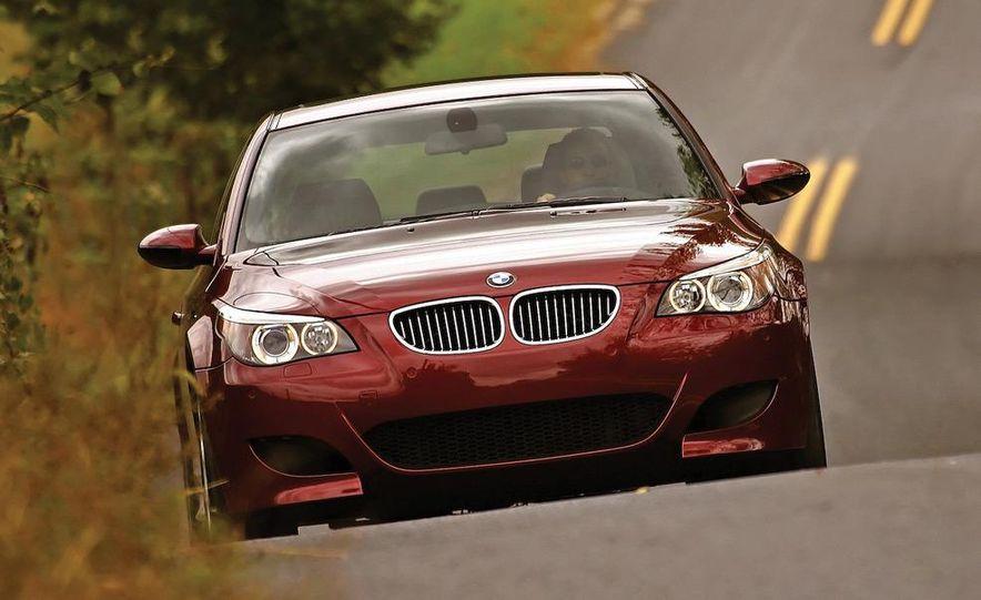 2008 BMW M3 coupe 4.0-liter V-8 engine - Slide 57
