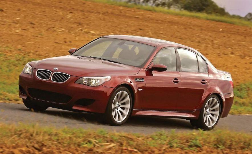 2008 BMW M3 coupe 4.0-liter V-8 engine - Slide 61
