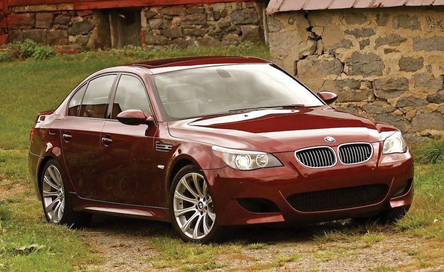 2008 BMW M3 coupe 4.0-liter V-8 engine - Slide 67