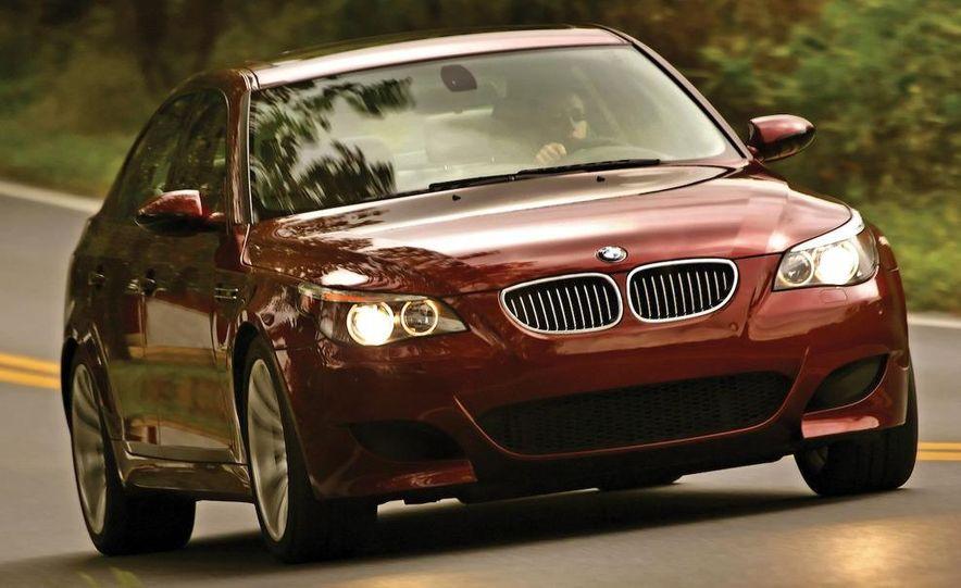 2008 BMW M3 coupe 4.0-liter V-8 engine - Slide 68