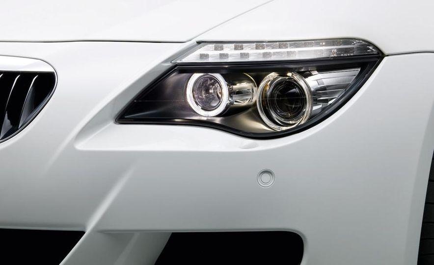 2008 BMW M3 coupe 4.0-liter V-8 engine - Slide 48