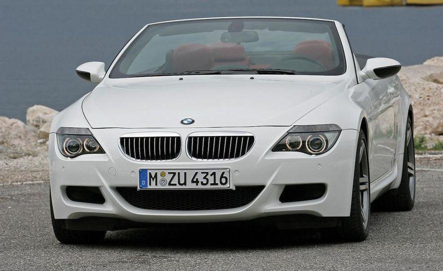 2008 BMW M3 coupe 4.0-liter V-8 engine - Slide 43