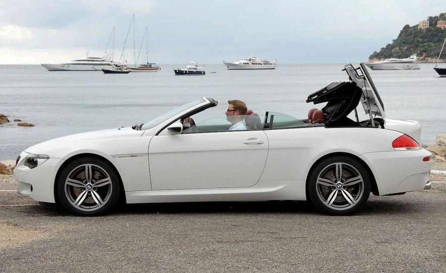 2008 BMW M3 coupe 4.0-liter V-8 engine - Slide 44