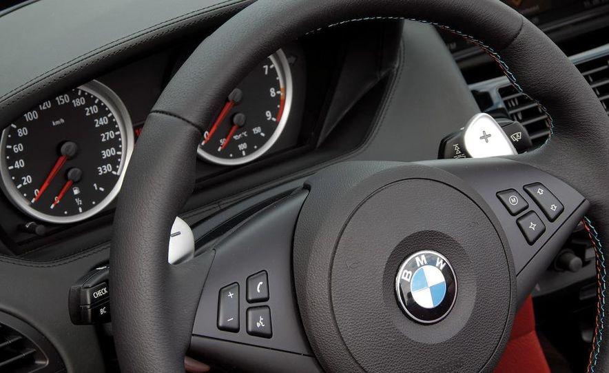 2008 BMW M3 coupe 4.0-liter V-8 engine - Slide 45