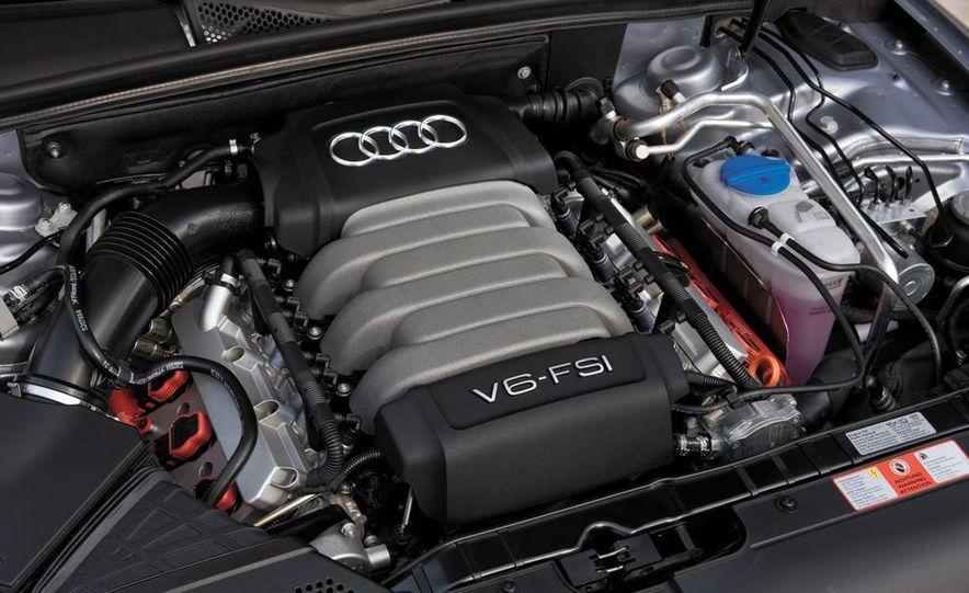 2009 Audi A5 direct-injected 3.2-liter V-6 engine - Slide 1