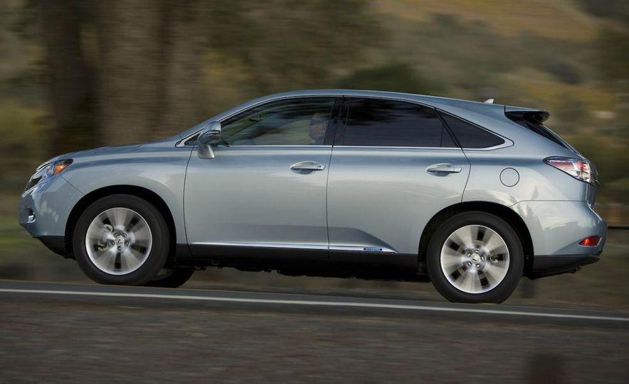 2010 Lexus IS350 C convertible - Slide 27