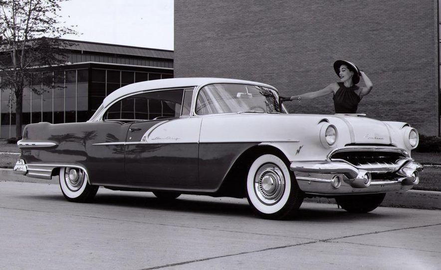 1963 Pontiac LeMans convertible - Slide 19