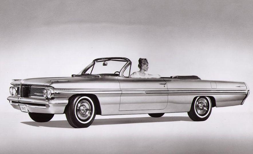1963 Pontiac LeMans convertible - Slide 34