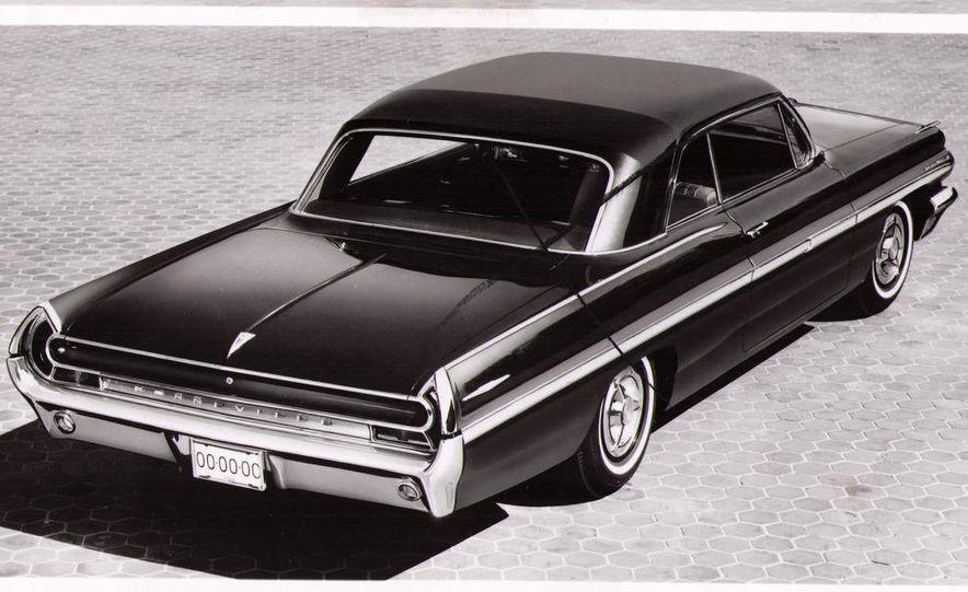 1963 Pontiac LeMans convertible - Slide 38