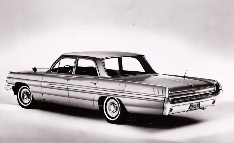 1963 Pontiac LeMans convertible - Slide 8