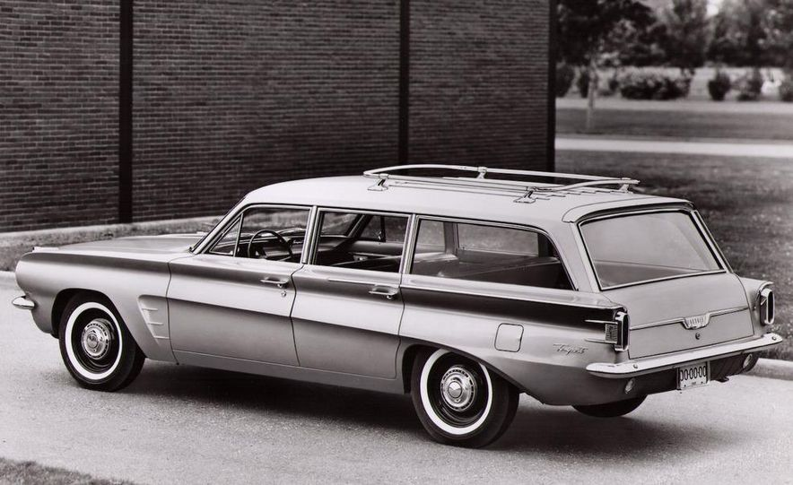 1963 Pontiac LeMans convertible - Slide 22