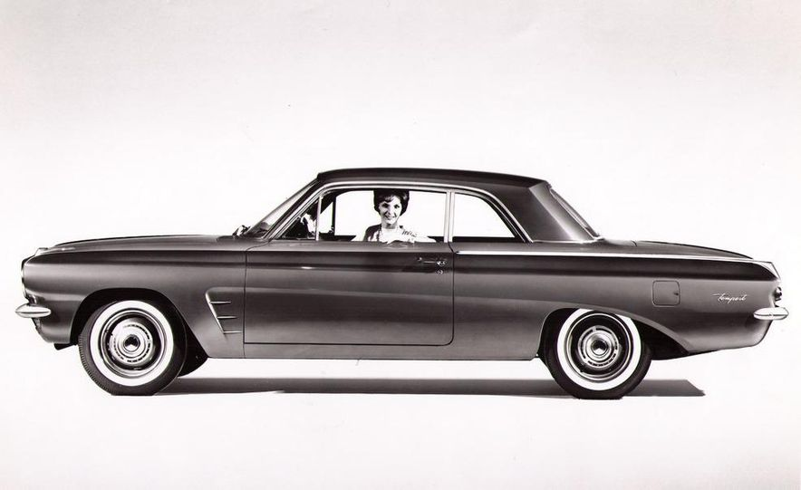 1963 Pontiac LeMans convertible - Slide 35