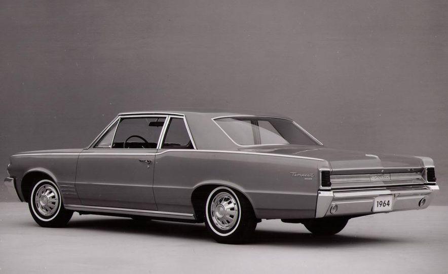 1963 Pontiac LeMans convertible - Slide 4