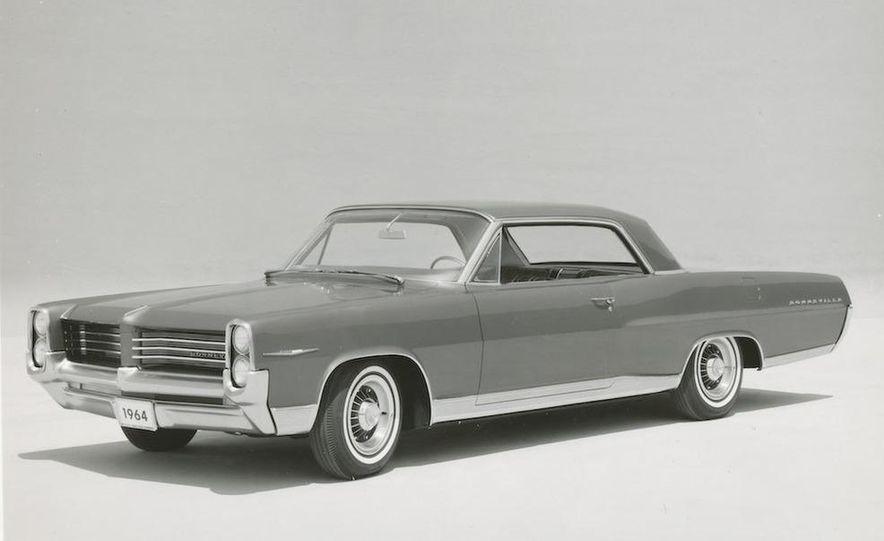1963 Pontiac LeMans convertible - Slide 32