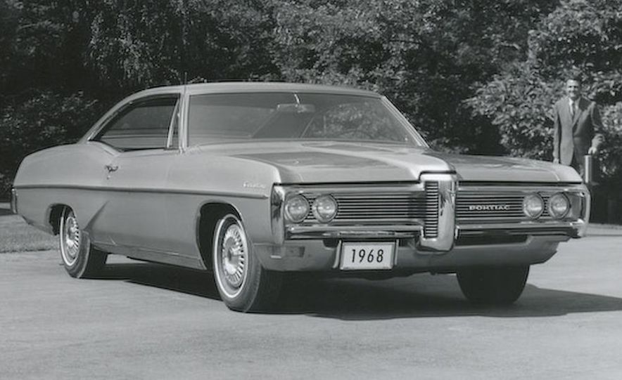 1963 Pontiac LeMans convertible - Slide 5
