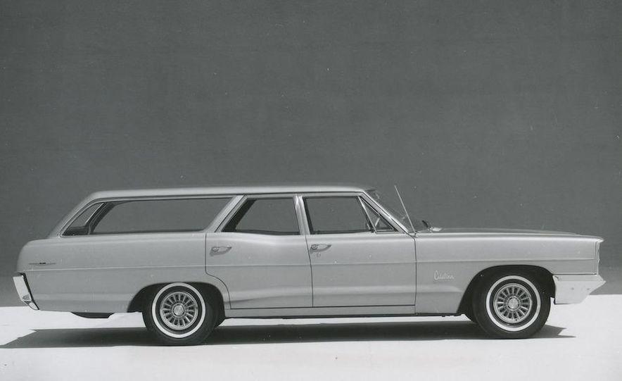 1963 Pontiac LeMans convertible - Slide 2