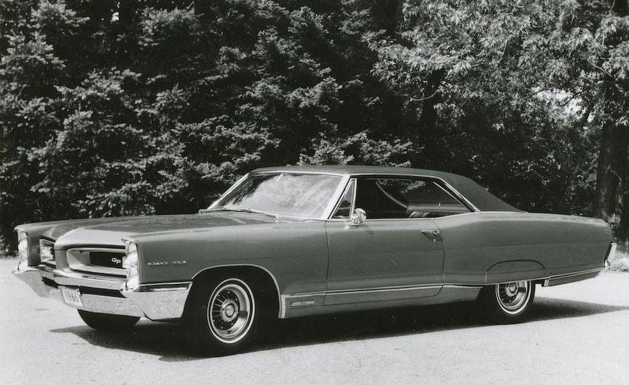 1963 Pontiac LeMans convertible - Slide 12