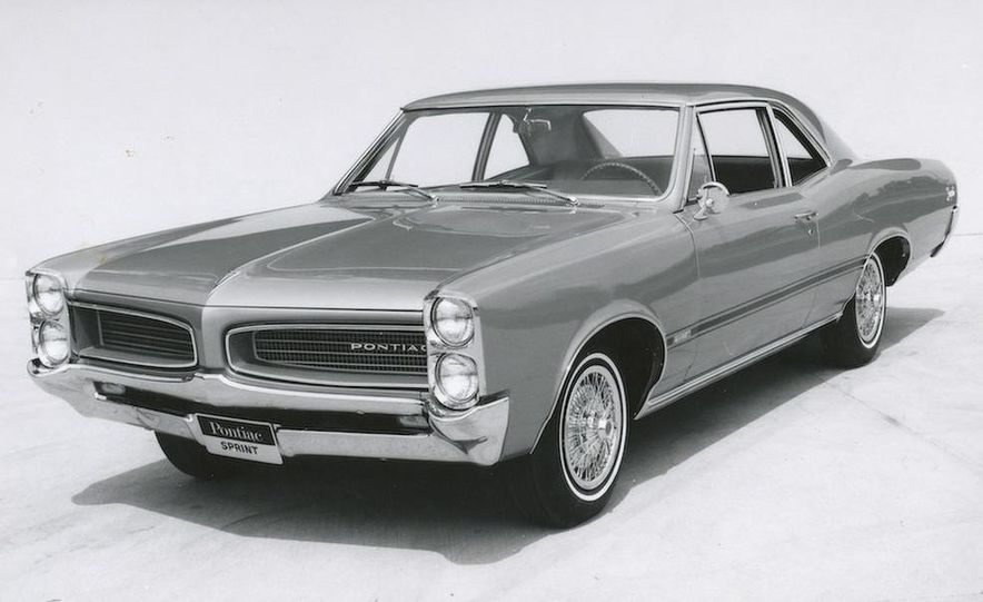 1963 Pontiac LeMans convertible - Slide 6