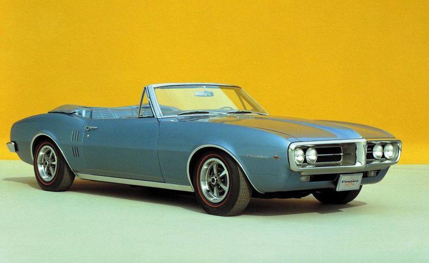 1963 Pontiac LeMans convertible - Slide 20