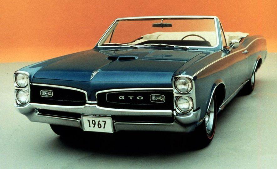 1963 Pontiac LeMans convertible - Slide 31