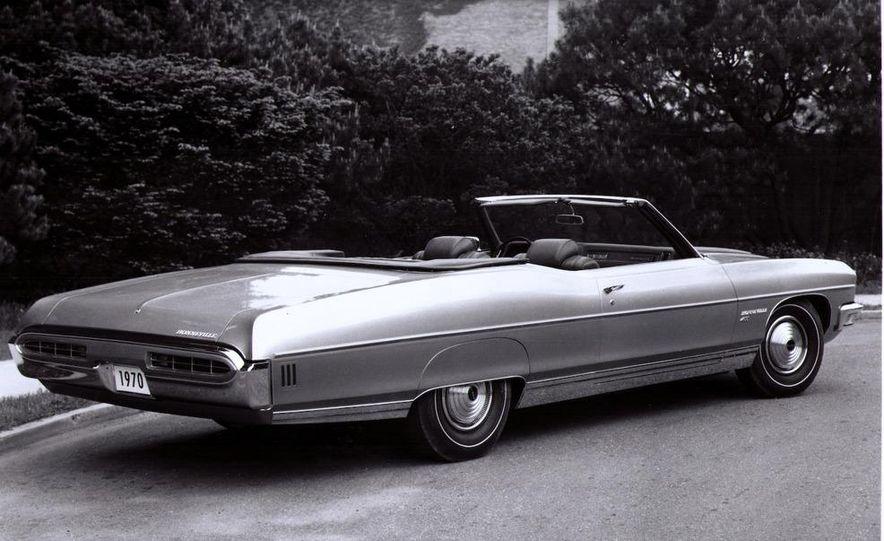 1963 Pontiac LeMans convertible - Slide 37