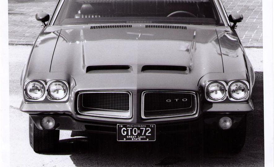 1963 Pontiac LeMans convertible - Slide 57