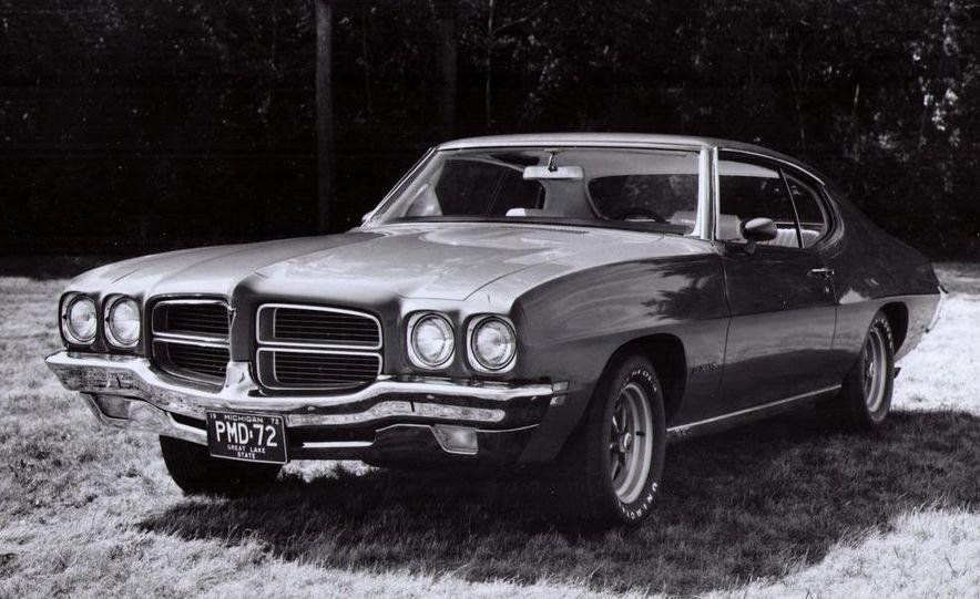 1963 Pontiac LeMans convertible - Slide 40