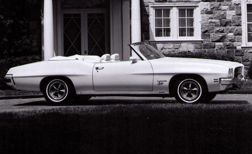 1963 Pontiac LeMans convertible - Slide 53