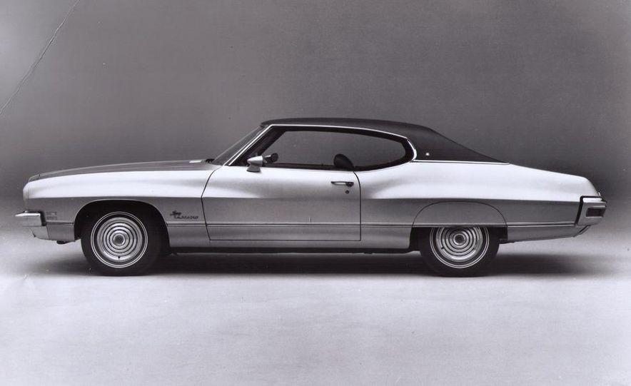 1963 Pontiac LeMans convertible - Slide 51
