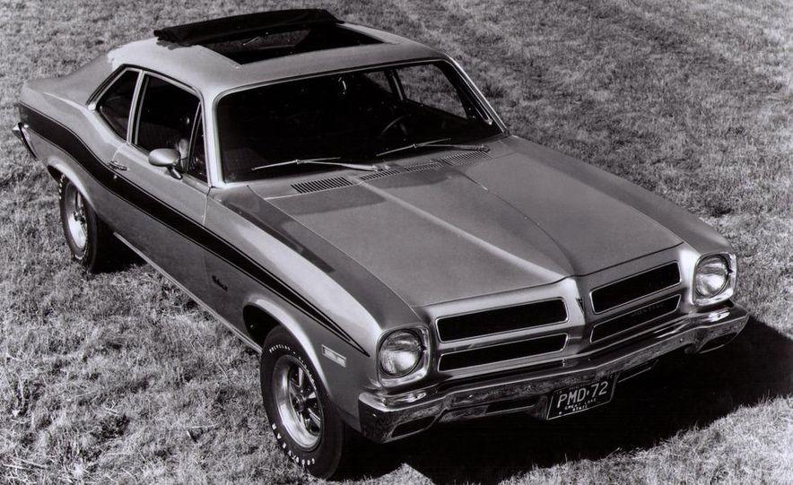 1963 Pontiac LeMans convertible - Slide 46