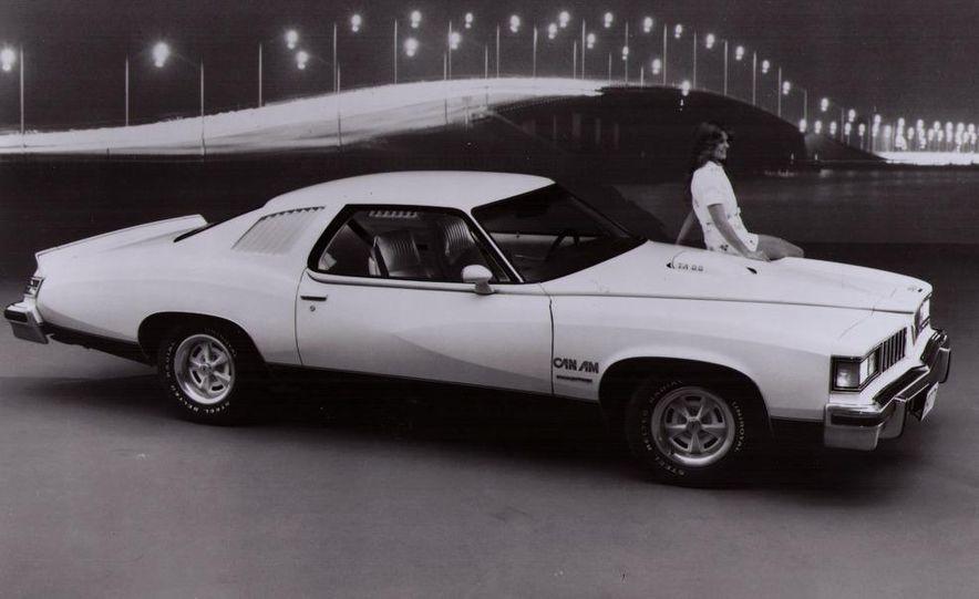 1963 Pontiac LeMans convertible - Slide 55