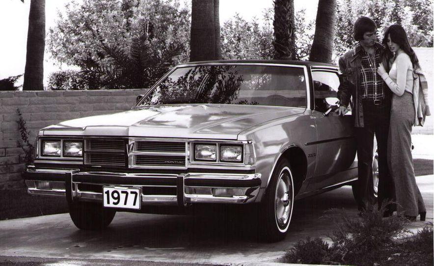 1963 Pontiac LeMans convertible - Slide 44